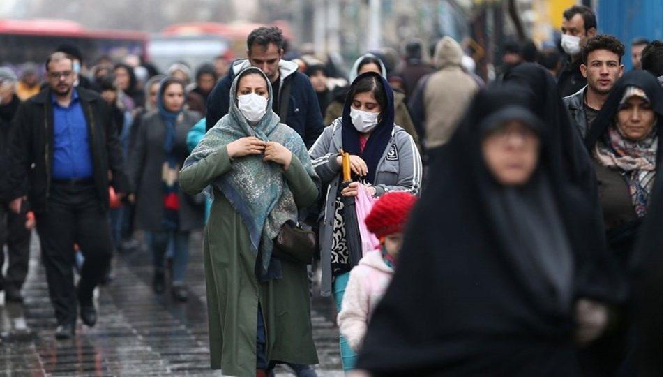 İran'da son 24 saatte Kovid-19 nedeniyle 239 kişi hayatını kaybetti