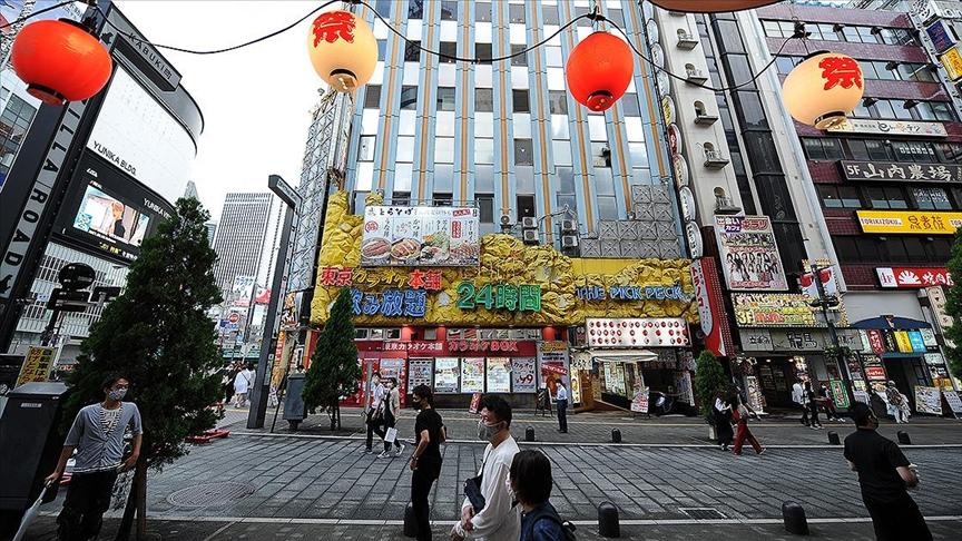 Japonya'da Kovid-19'a karşı uygulanan OHAL'in kaldırmasına yeşil ışık