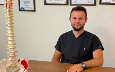 Fizyoterapist Necdet Döner Omurga Sağlığı Hakkında Konuştu