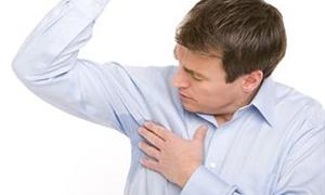 Aşırı stres daha çok terlemenize neden oluyor!