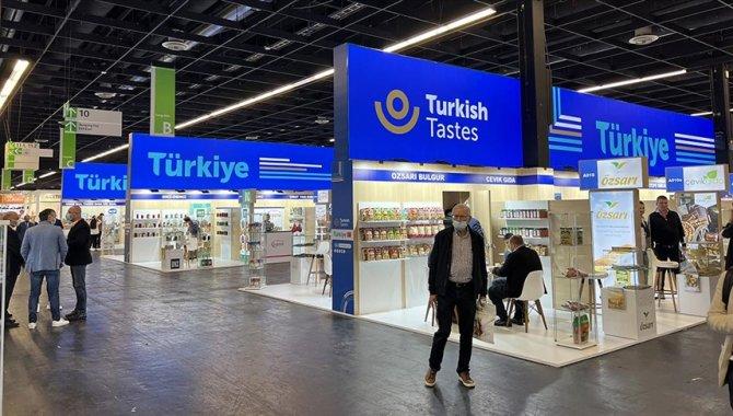 Türk lezzet endüstrisi Anuga'da salgına rağmen katılımda ilk 4'e girdi