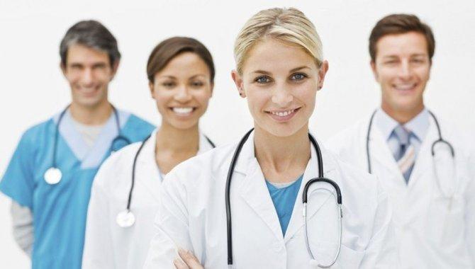 Sağlık Personeline Fiili Hizmet Zammı Meclis'te