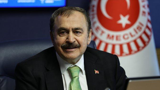 TBMM Küresel İklim Değişikliği Araştırma Komisyonu Başkanı Veysel Eroğlu: