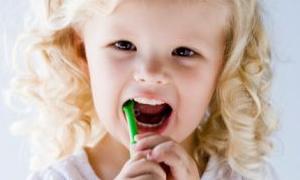 Bakanlık araştırması '100 çocuktan 84'ü dişini fırçalamıyor'