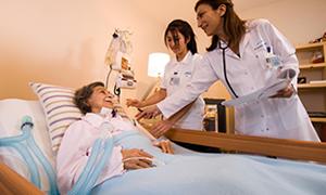 Sağlıkta, hastanın evinde hizmet dönemi başladı