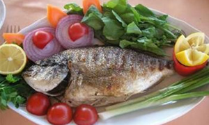 Gebelikte balık yiyin çocuğunuz zeki olsun