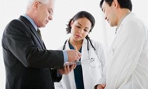 İngiliz hastanelerinde yabancı şirket tartışması