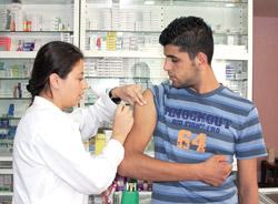 Gribe karşı ömür boyu koruyacak aşı geliyor