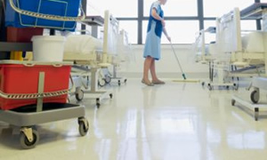 Çin'deki hastanelerin temizlik sorunu