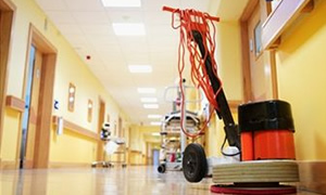 Hacettepe Hastanesi'nde taşeron işçilerin eylemi