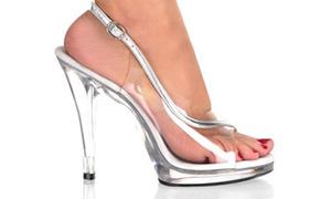 Ah şu topuklu ayakkabılar!