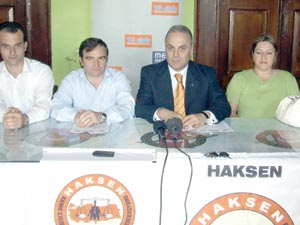 Hak -Sen'den Sağlık Bakanlığı'na döner sermaye davası