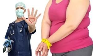Kalp yetmezliğinin yüzde 15'i şişmanlıktan