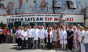 """Ataşehir'den sağlık için dev adım """"Türkan Saylan Tıp Merkezi"""""""
