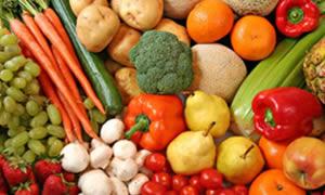 Rengarenk besinlerle sağlıklı kalın