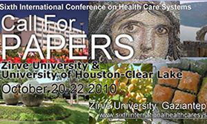 VI.Uluslarararsı Sağlık Sistemleri Konferansı