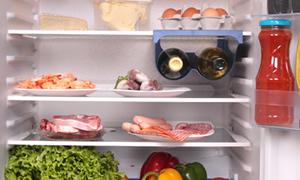 Gıdaların iyi saklanmasına dikkat