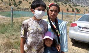 Kanser hastası Muzaffer'in zaferi