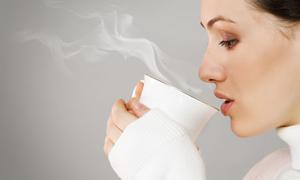 Çok sıcak ve hızlı yemekte mide kanseri riski