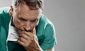 Özel de çalışan hekimlerin yüzde 40'ı depresyonda