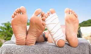 Topuk dikeninde, geçmeyen omuz ve dirsek ağrılarında etkin tedavi yöntemi