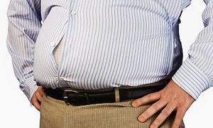 Kadınlar 13 yılda altı, erkekler yedi kilo aldı