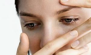 Kalp krizinin habercisi, göz kapakları