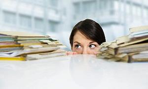 İş stresi daha çok kadınları vuruyor