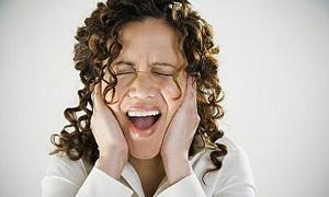 Sinüzitle karıştırmayın, Çok ciddi baş ağrısı