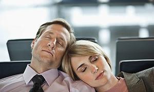 Uyku bozukluğu ciddi bir sorun