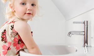 Bulaşıcı hastalığın ilacı su ve sabun