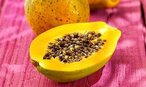 Kansere iyi gelen papaya meyvesi, artık daha tatlı ve küçük olacak