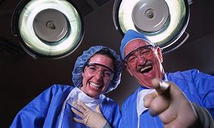 Kopartan doktor- hasta diyalogları