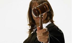 Türk yargıç biyonik insan gibi