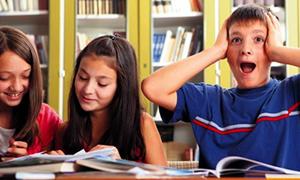 Okul sorumlulugunu yerine getiremeyen çocuğa dikkat