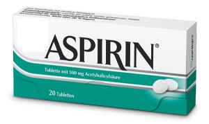 Aspirine önemli uyarı geldi