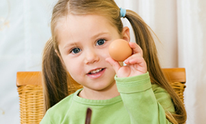 Yumurta ve pekmez ders başarısını artırıyor!