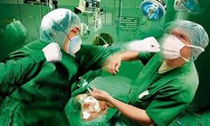 Ameliyatta doktor hemşire kavgası