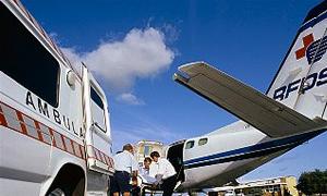 Hava ambulansları inecek yer bulamıyor