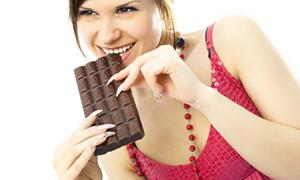 Çikolata seven kadınlara müjde