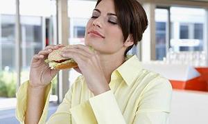 Sürekli yiyerek zayıflayabilirsiniz!