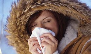 Soğuk hava hasta etmiyor