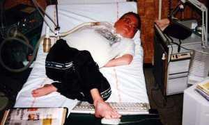 52 yıldır hastanede yaşayan adam öldü
