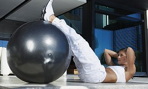 Pilates Yaparken Sakata Gelmeyin..!
