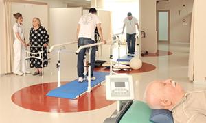 SGK'lılara 5 yıldızlı 'fizik tedavi' olanağı