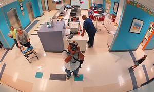Hastanelerin kamerayla izlenmesi hukuka aykırıdır