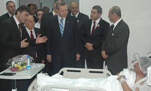 Balkanlar'ın kalbi bir Türk hastanesine emanet