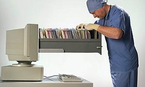 SGK arşivini bilgisayara taşıyor