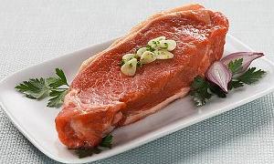 Kırmızı etteki karnitin 'kalbe zarar veriyor'