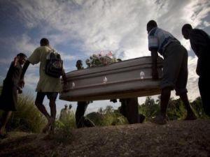 Haiti'de ölü sayısı 1110'a çıktı